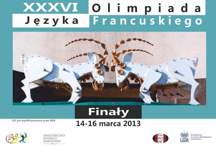 XXXVI Olimpiada Języka Francuskiego