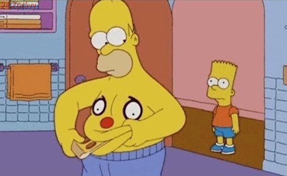 Simpsonovi 27x6 - Kamarádka s výhodami CELÝ DÍL