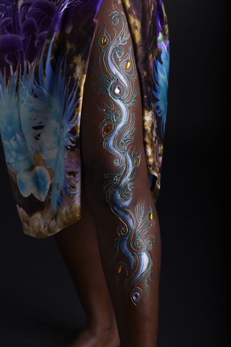 Henna Tattoo On Dark Skin: Pin By Melissa Henson On Henna Tattoos