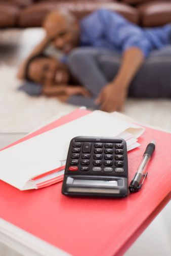 What do you do if you're careful with money but your partner can't stop spending? Here are five things to try. | Ackermans