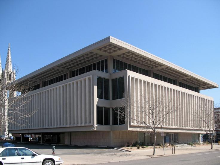 36 best images about modern office buildings on pinterest for Modern bank building design