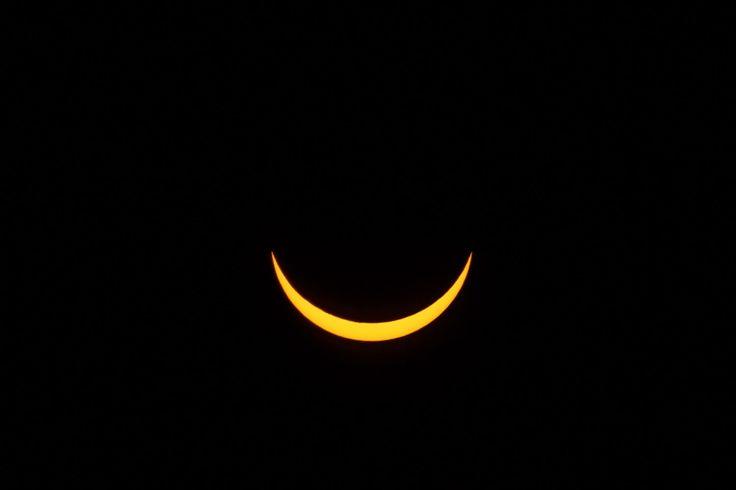 (osittainen) auringonpimennys 92% solar eclipse Finland