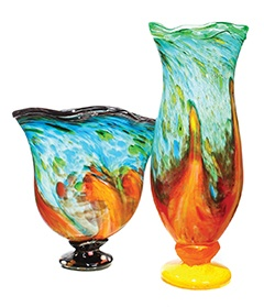 Tina Cooper Gallery - glass and art
