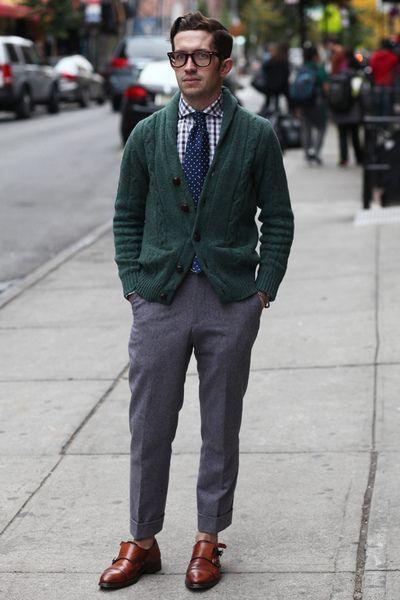 Men 39 S Fall Winter Nerd Style Fashion Mr Crownhill