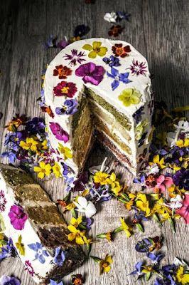 Ultimissime dall'orto: fiori commestibili dentro e fuori dall'orto #flowers #edibleflowers #kitchengarden