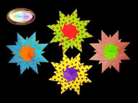 Origami Maniacs 120: Simple Origami Star