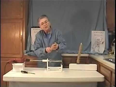Tornado Potato Cutter