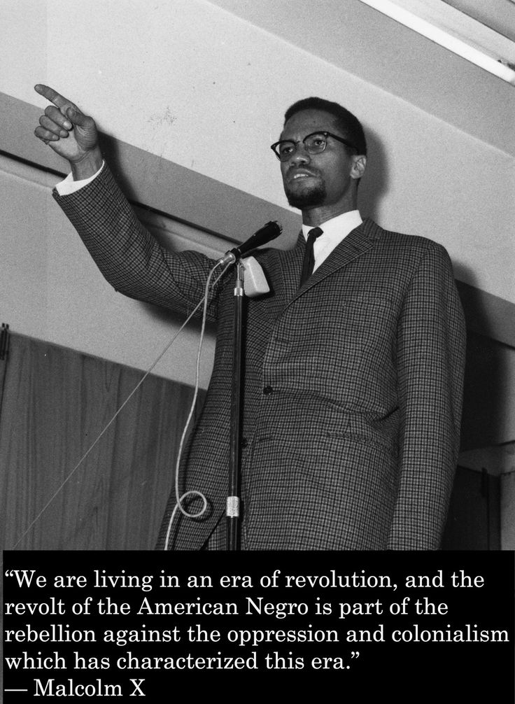 9 Things Malcolm X Said In His Last Ever Public Speech