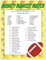 Super Bowl Scores - Trivia Game