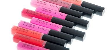 Get gorgeous glossy lips with a quick swipe of Avon Ultra Glazewear Lip Gloss…