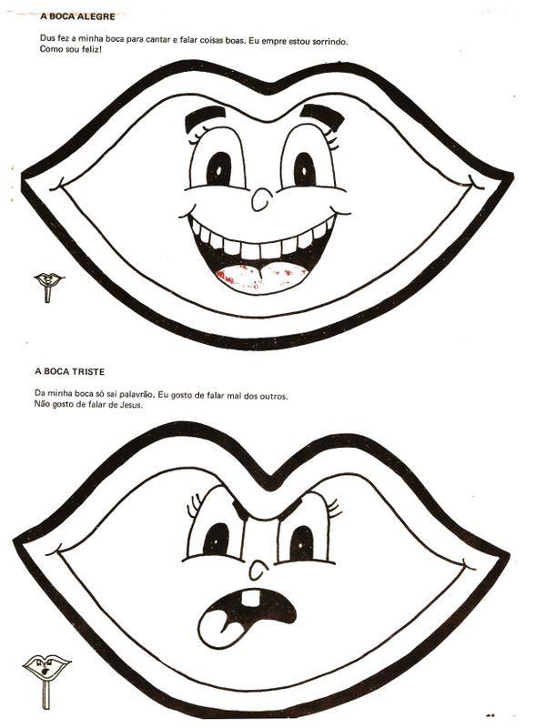 Baú de Recursos para o Ministério Infantil: Visuais de Zé Coração/para colorir