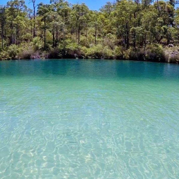 North Dandalup Dam Perth