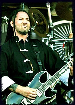 Zoltan Bathory -- guitarist for Five Finger Death Punch    He plays amazing and... his name is ZOLTAN, how is that NOT awesome?