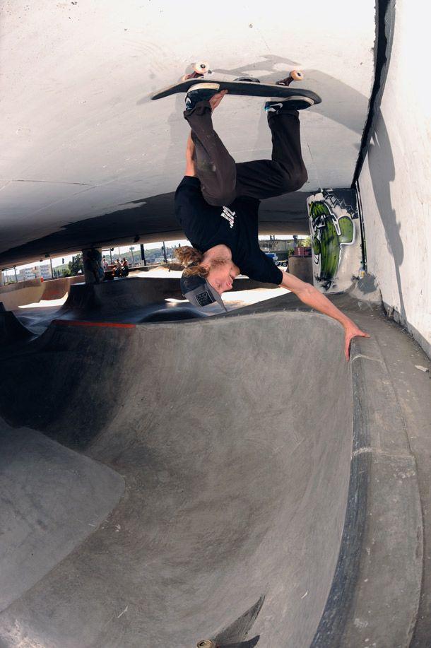 "Thrasher Skateboard Magazine | Indy's ""F#ck the Rest Northwest Tour"" Blog"