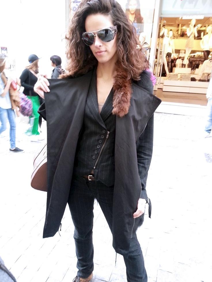 greek fashion blogs | pretty n yummy: our stylish friends, Marina