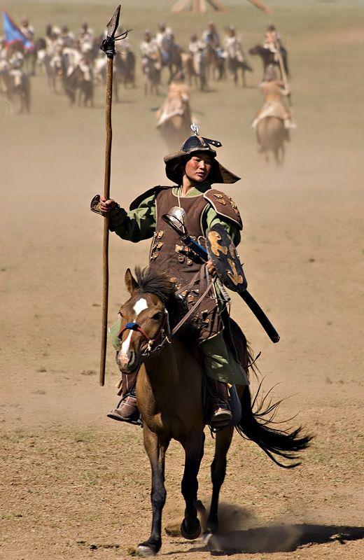 Ethnic Mongolian
