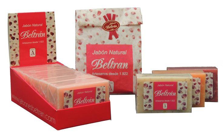 Africa supply jabon artesano beltran 100gr