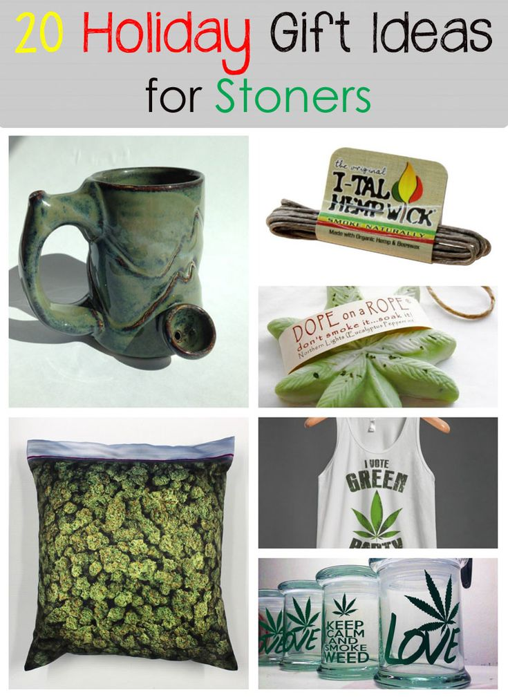 This post is the ultimate guide for the lovable stoner in your life. Creative stocking stuffers that are sure to get a laugh. Holiday Wish List!?