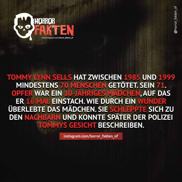 #horror #horrorfakten #fakten | sprüche | Pinterest ...