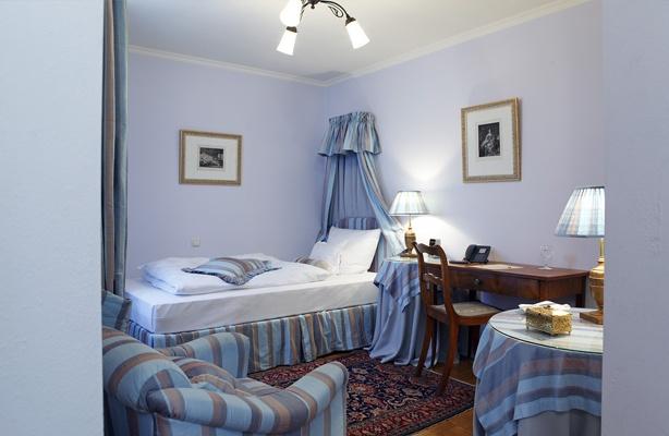 Bayreuth | Goldener Anker: Single Room