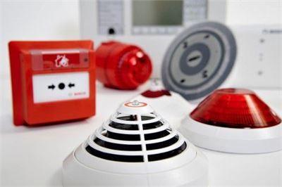 Bosch Yangın Alarm Sistemi