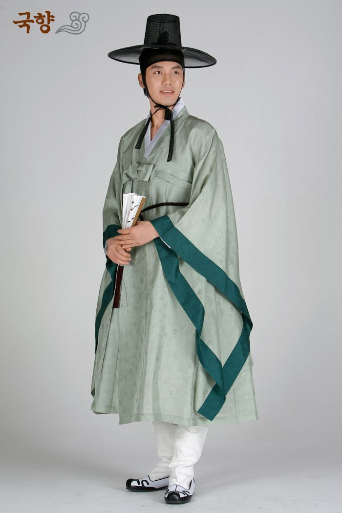 Korean scholar seonbi 선비