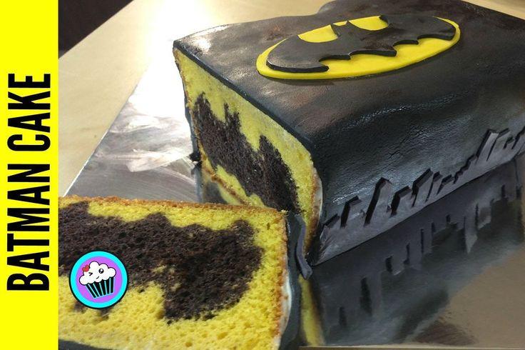 how to make a easy superman cake