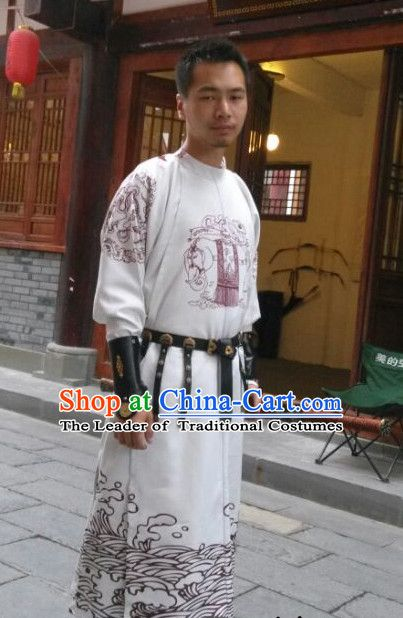 e6b1575465 Traditional Chinese Ancient Tang Dynasty Dragon Robe Clothing Imperial  Dresses Beijing Classical Chinese Clothing for Men