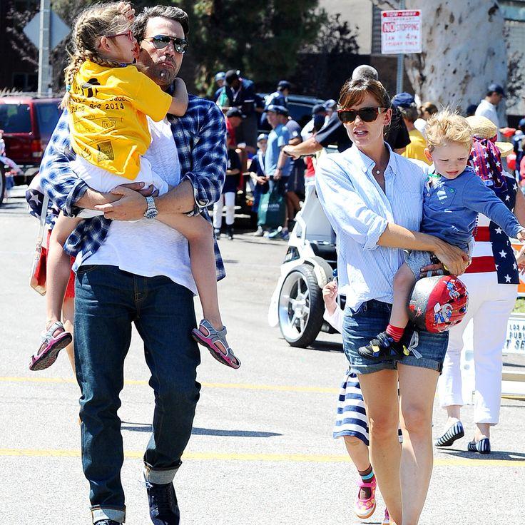 Ben Affleck und Jennifer Garner: Alles ist gut!