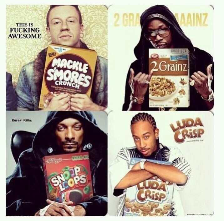 Hip Hop Cereal