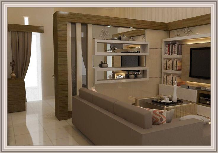 interior ruang keluarga banjarbaru