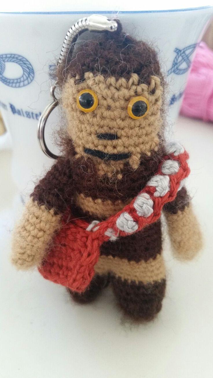 Chewbacca, ein ganz lieber Sternenkrieger!