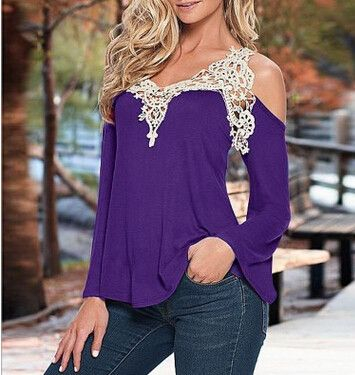 Long Sleeve Casual Tops - Plus sizes too