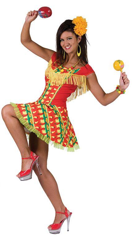 Mexican Lady Dress £22.99 : Direct 2 U Fancy Dress Superstore. http://direct2ufancydress.com/mexican-lady-dress-p-1753.html