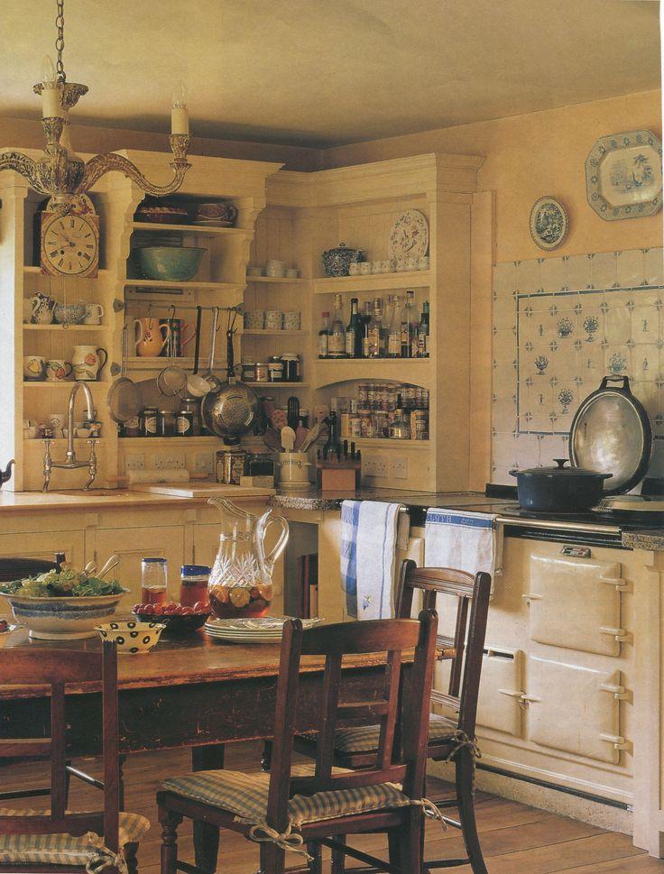 25 best ideas about english cottage kitchens on pinterest. Black Bedroom Furniture Sets. Home Design Ideas