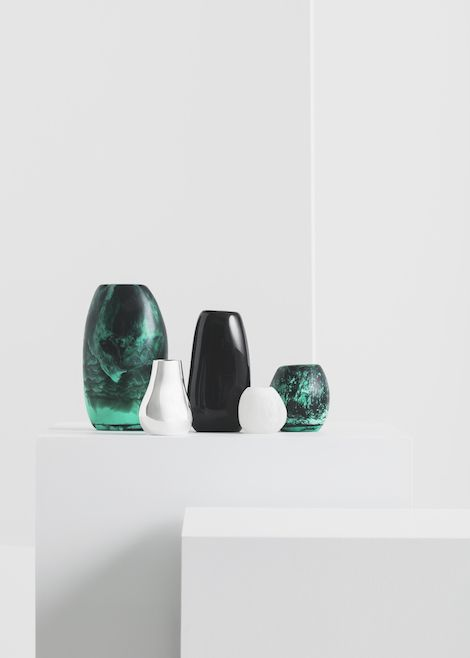 Forest 2017 - Assorted vases