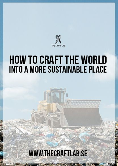 Is it responsible to upcycle and repurpose or is it just adding to the landfills?