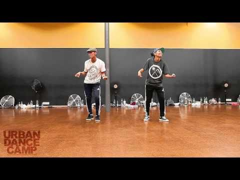 """I may have welled a few 'happy' tears. Cuz seriously, dancers this good.... it just gets to me. Kick ass. // Keone & Mari :: """"Happy"""" by C2C (Choreography) :: Urban Dance Camp"""