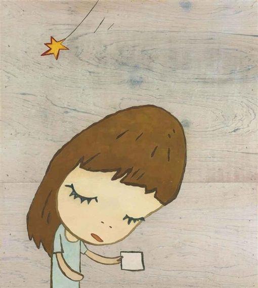 Yoshitomo Nara, Lone Star