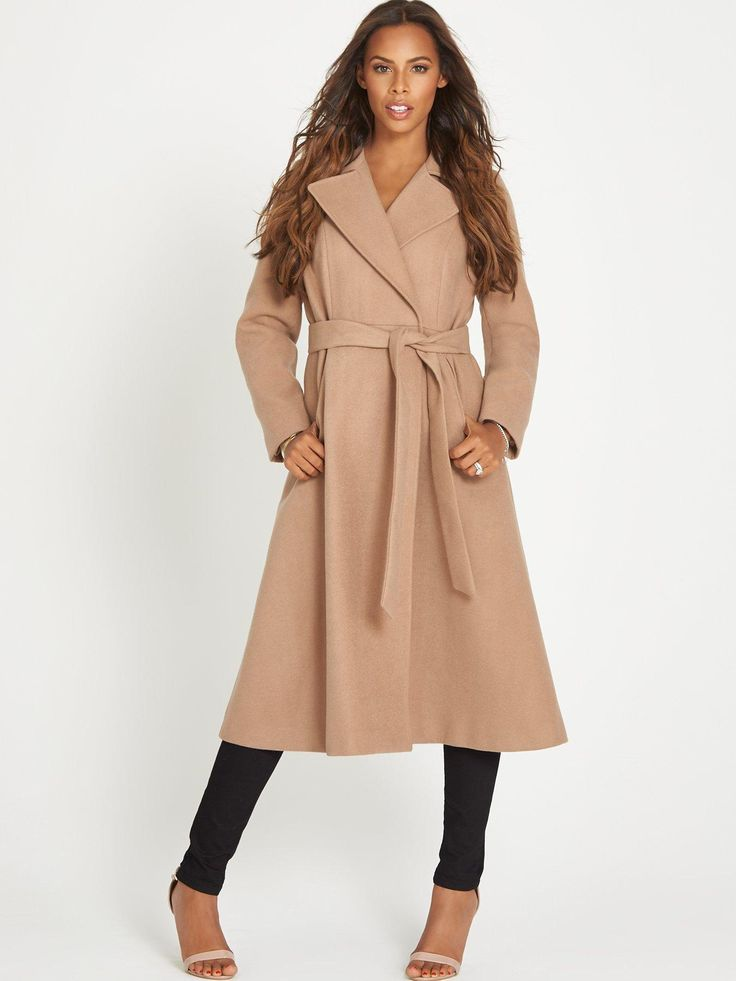 Rochelle Humes Fit And Flare Coat Very Co Uk Very Aw15