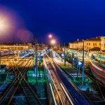 Udine, cavalcavia - by David BJ Casali