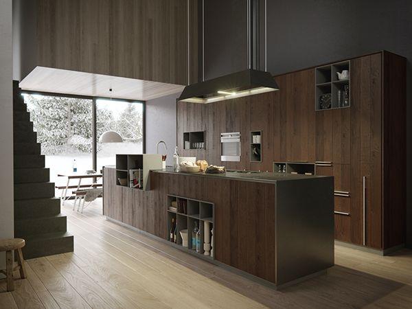 CGI--Corona Kitchen on Behance