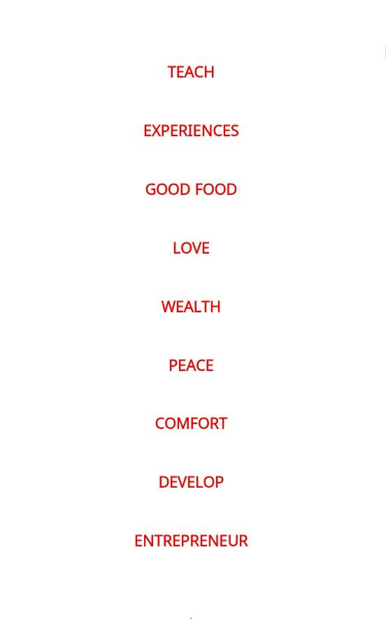 #2016 #New #greatyear everything can only get better for me, these are the values i have descided to take on as my own this year. And i am feeling very deeply that i own them