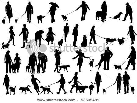 201 best silhouettes dog silhouettes images on pinterest dog rh pinterest com