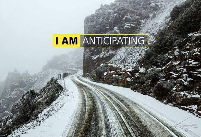 I AM ANTICIPATING  Featured on I AM NIKON campaign