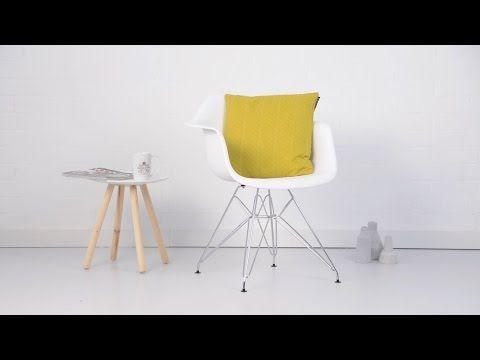 charles eames replica eames stuhl dar popfurniture de - Fantastisch Tolles Dekoration Charles Eames Schaukelstuhl