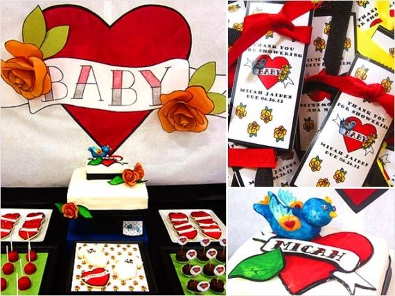 24 Gorgeous Baby Shower Themes -- Food, Location & Activity Ideas! | iVillage.ca