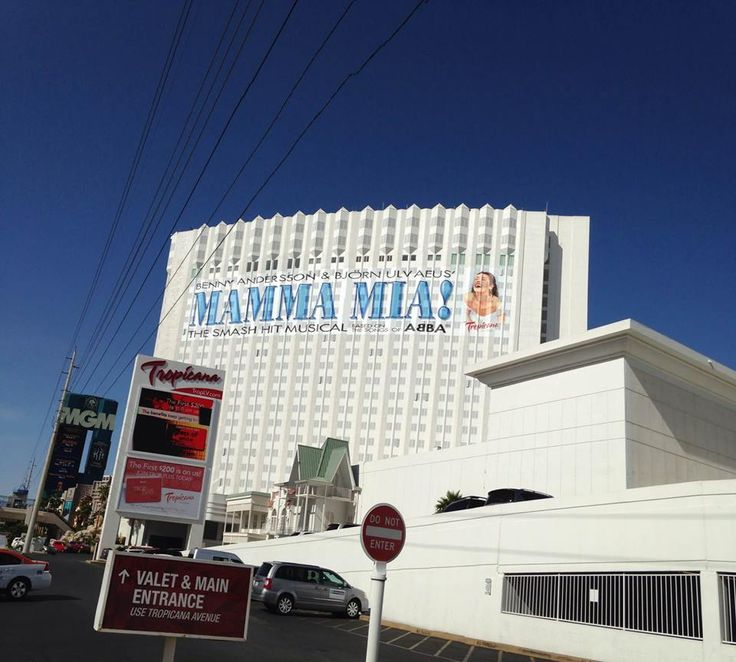 MAMMA MIA! returned to Las Vegas in May 2014 when it opened at the all new Tropicana Hotel.  www.mamma-mia.com  #MammaMiaMusical #MammaMiaLasVegas #LasVegas