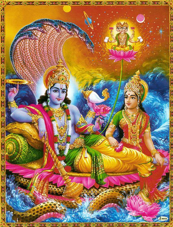 The Death of Vishnu Summary