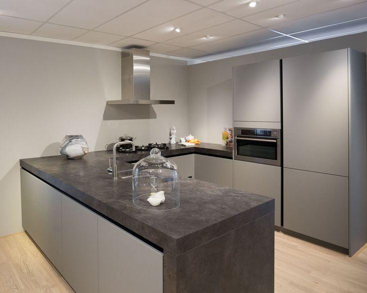 Grijze keukens in diverse stijlen   Eigenhuis Keukens